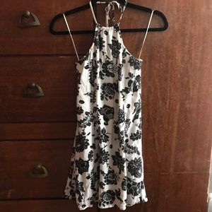 Kendall and Kylie Halter sundress XS